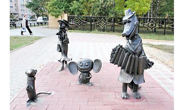 В Ізраїлі з'явиться російський «Парк казок»: Організатор проекту Владислав Богуславський отримав особливий дозвіл Едуарда Успенського на створення парку зі скульптурами героїв пісателя.По