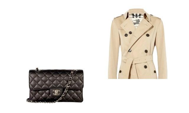 Вічна класика: Тренч Burberry Класичний плащ-тренч ніколи не вийде з моди, і дійсно коштує витрачених на нього коштів. І ви ніколи