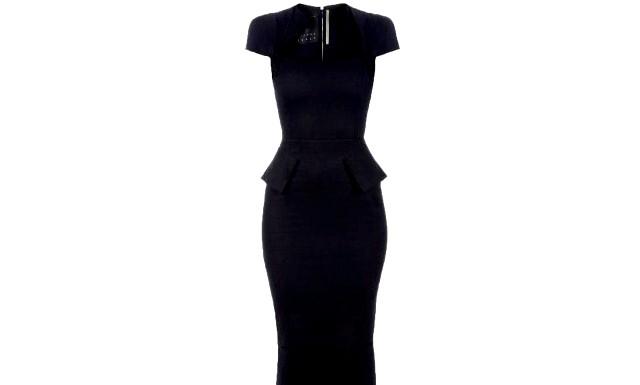 Вічна класика: Маленьке чорне платьеЛюбая жінка повинна мати в своєму гардеробі хоча б одне маленьке чорне плаття. Воно