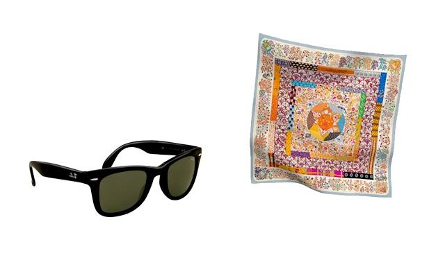 Вічна класика: Шарф MissoniЗнаменітие завдяки своїм яскравим візерунком зигзагами шарфи, а бренд Missoni виробляє одні з найкращих