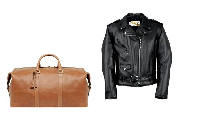 Вічна класика: Шкіряна куртка Schott PerfectoС роками шкіряні куртки стають тільки краще, так що це цілком мудре вкладення