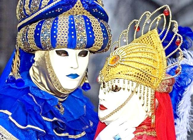 Венеціанський карнавал - 2014 відкрився парадом гондол: Карнавал відкривається святом