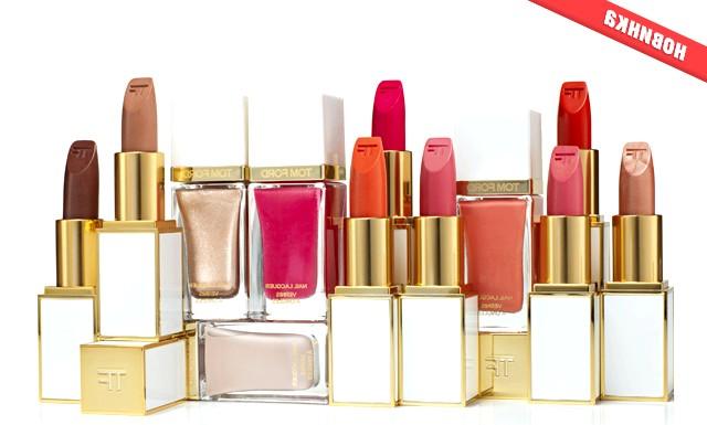 Весняно-літня колекція макіяжу Tom Ford: [i] Колекція помад Lip Color Sheer від Tom Ford [/ i] Нова ексклюзивна колекція помад з восьми незамінних відтінків представлена   в культових
