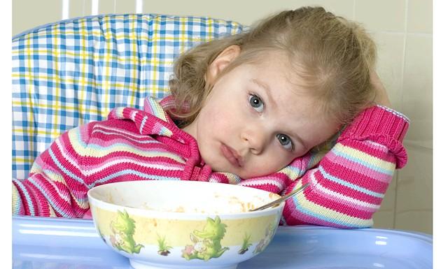 «Шкідливі поради»: як нагодувати малоїжки: