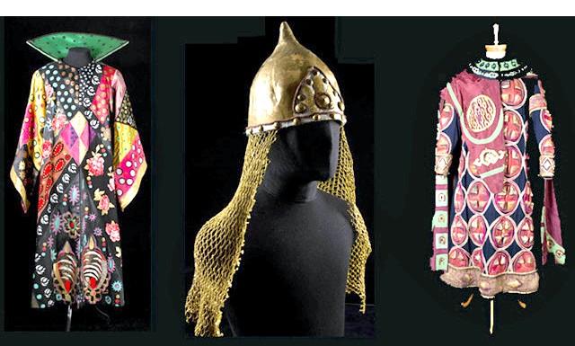 Виставка костюмів Великого театру в Белфасті: