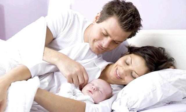 Взаємини батьків після народження дитини