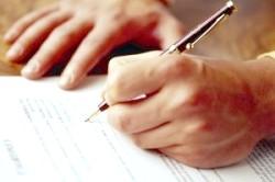 Написання заяви на стягнення аліментів