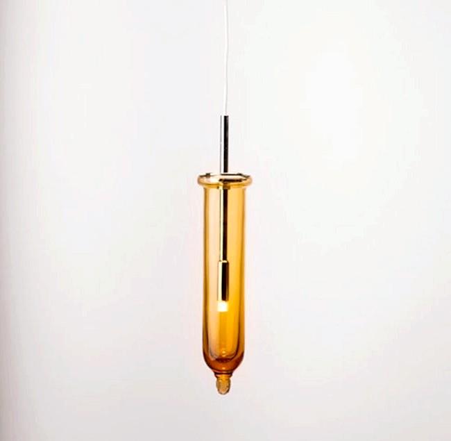 Забавні кольорові світильники у формі презервативів: