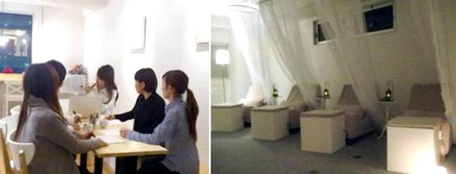 Здоровий сон для японок в кафе Quska Sleeping: Користь недовгого денного сну безперечна: це відмінна можливість відновити сили і поліпшити настрій. У Токіо, де робочі навантаження просто феноменальні,