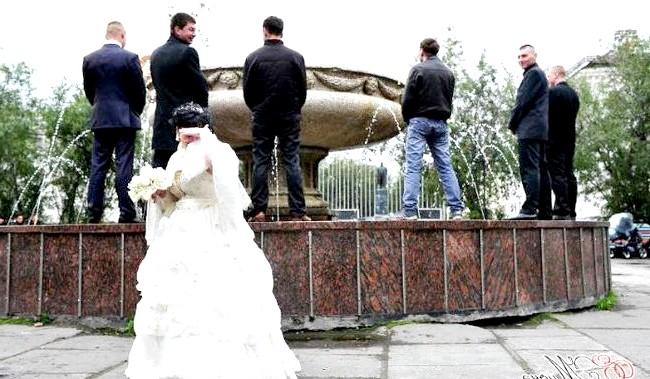 Бляшана весілля: