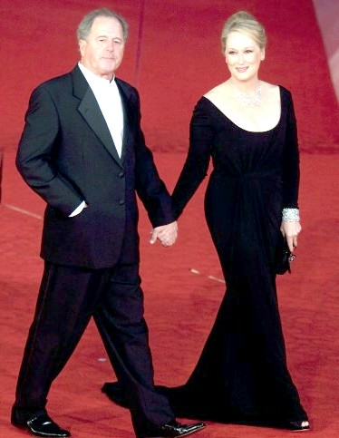 Знаменитості та їх незіркові любі Меріл Стріп. Меріл Стріп одружена з скульптором Доном Гаммером без малого 35 років. Подружжя познайомив брат актриси, який
