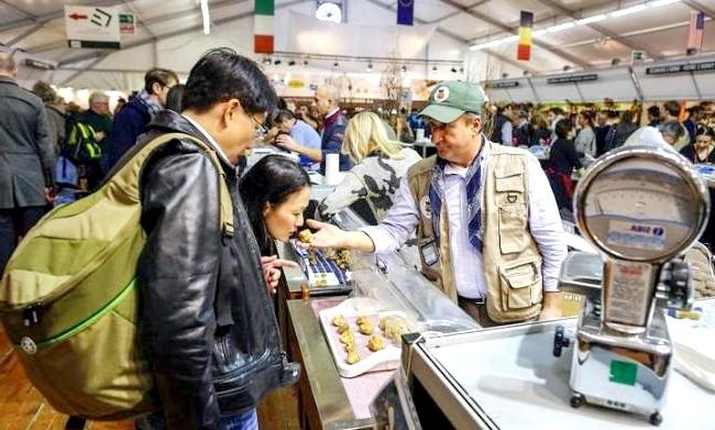 Головні страви та продукти різних країн: Трюфелі, Альба, ІталіяКонечно, трюфелі самі по собі не є стравою, проте їх дивовижний і нескромне аромат