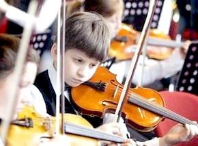 академічний концерт у музичній школі