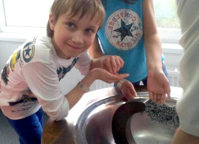 Експеріментаніум - музей цікавих наук у Києві: Діти зможуть побувати на веселому шоу