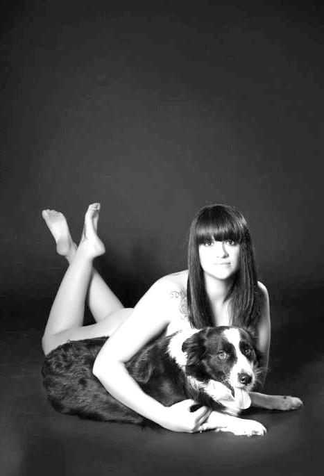 Елізабетта Франки оголилася на підтримку тварин: