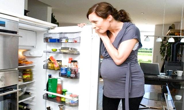 Зайва вага при вагітності