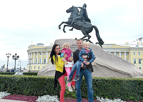 Малафєєв з дружиною не можуть вибрати ім'я для дитини: