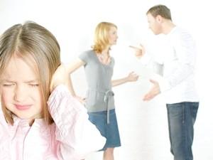 Сварка в молодій сім'ї