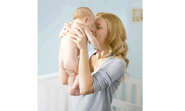 Профілактика попрілості у новонароджених