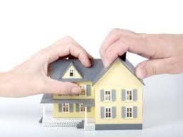 Розділ нерухомості між подружжям