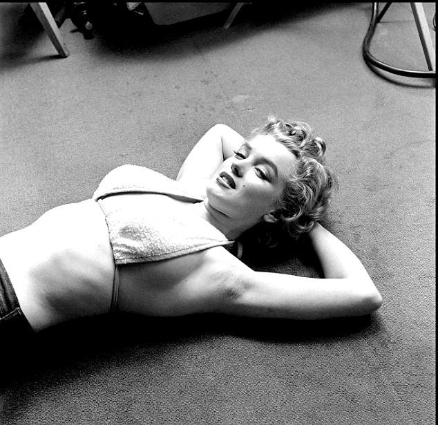 Секрет стрункої фігури Мерилін Монро: [i]