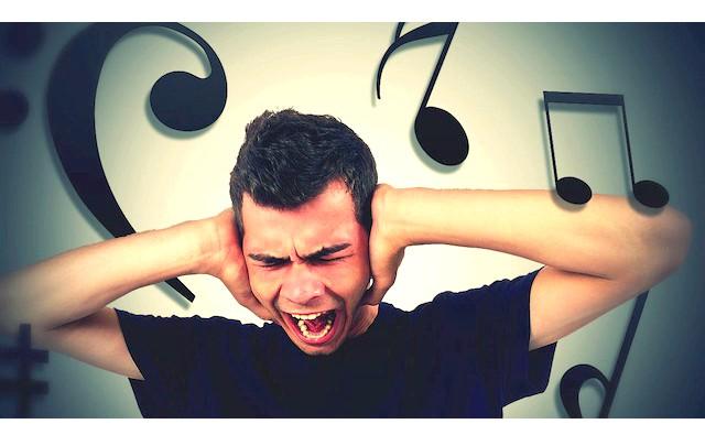 Спосіб позбутися нав'язливої   мелодії в голові: Нав'язливі пісні, які відрізняються ритмічної мелодією і повторюваними словами ще називають