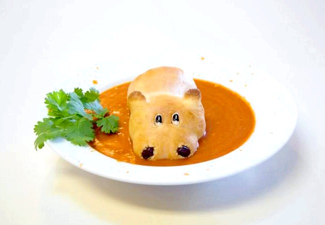 Суп з бегемотами від Сандри Деннелер: