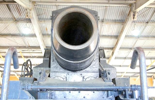 Танковий музей в Кубинці. Їхні .: Цей