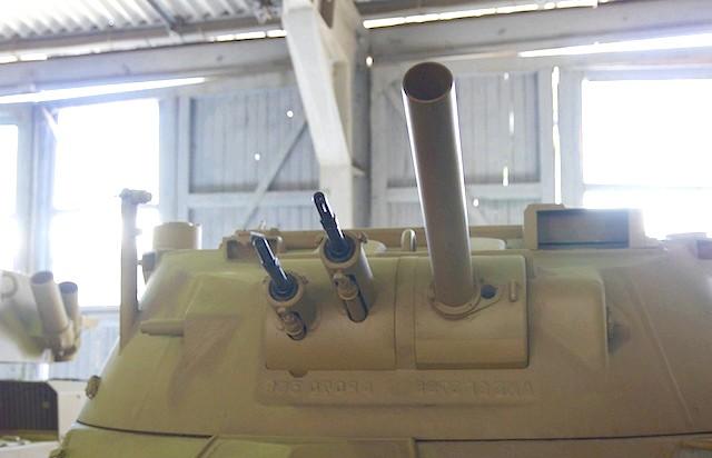 Танковий музей в Кубинці. Їхні .: Тре Жолі!