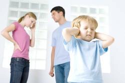 Діти важко переносять розлучення