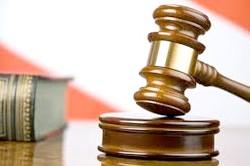 Судовий процес над неплатником
