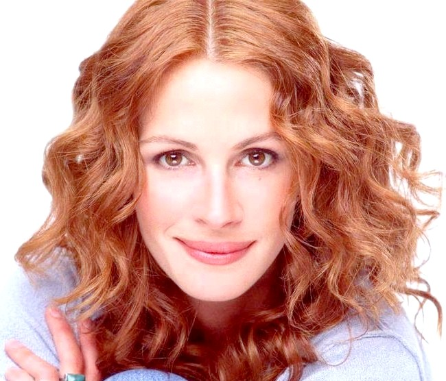 Знаменитості про недоліки своєї зовнішності: «Красуня» Джулія Робертс зізнається, що коли вона дивиться в дзеркало, то бачить [i] «страшну худу жінку з мішками під очима». [/ I]