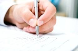 Підписання контракту