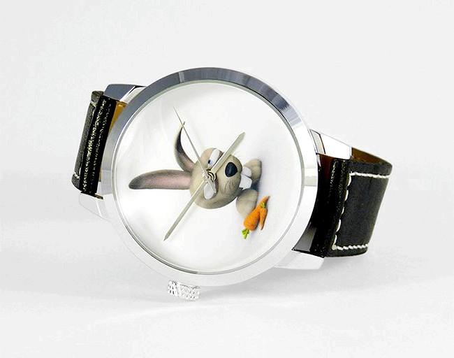 Годинники, які радують: Годинник для любителів забавних звіряток і мультяшних героїв. [url=http://klevosti.ru/ruchnaya-fauna-hochu/?utm_source=eva&utm_medium=article&utm_campaign=art_link]Взято звідси [/ url]