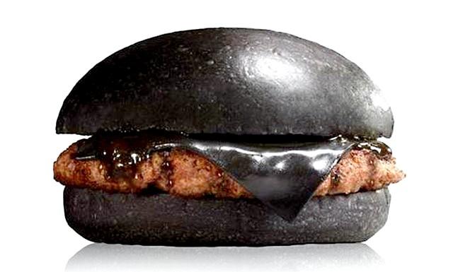 Чорні бургери з Японії: Мережа Burger King анонсувала два види