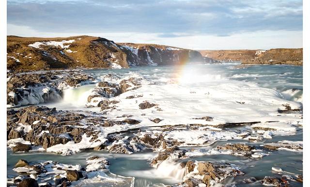 Чудеса зимової ісландії