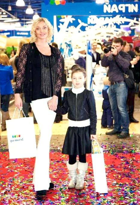 Дитячий світ дочок Каті Лель і Анастасії Волочкової: