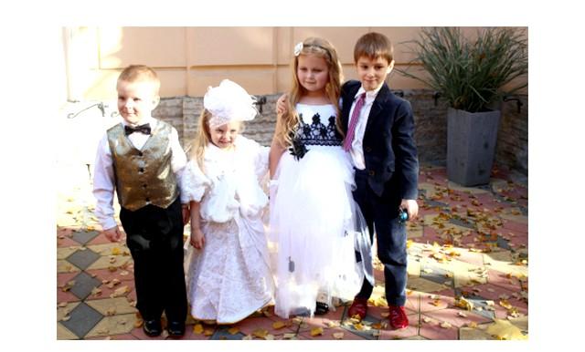 Дитячий весільний бум: Вибір
