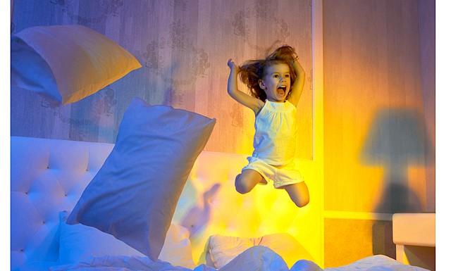 Гіперактивність у дітей треба лікувати