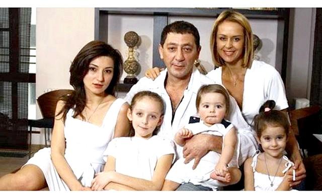 Григорій Лепс дав відверте інтерв'ю про свою сім'ю