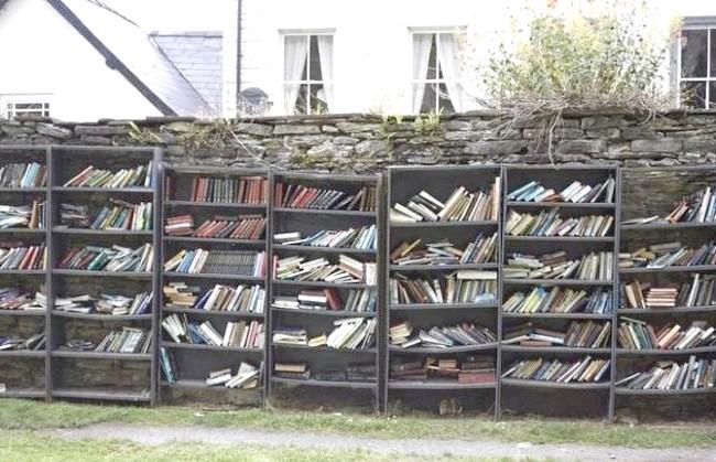 Хей-он-Уай: самий книжковий місто: