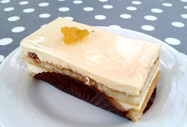 Хрускіт французької булки 2: Довелося перейти до дієтичних тістечком.