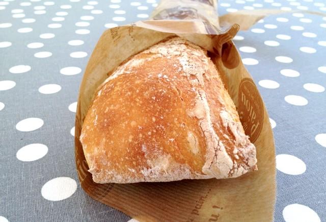 Хрускіт французької булки 2: На вашому столі свіжий круастіллян може виглядати так.