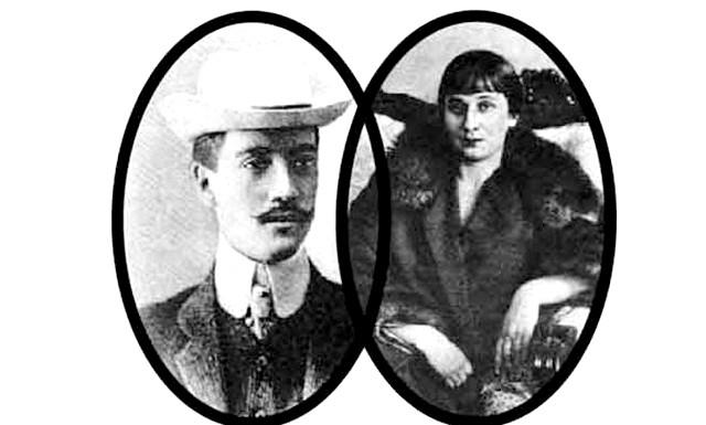Історія кохання А.Ахматової та М. Гумільова