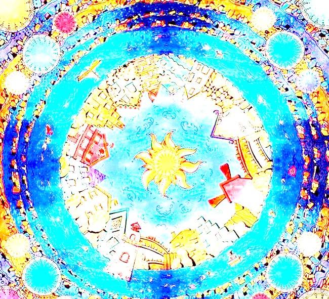 Яскравий шовк: розписані вручну шовкову хустку. [url=http://klevosti.ru/tsvetochnyie-girlyandyi/?utm_source=eva&utm_medium=article&utm_campaign=art_link]Взято звідси [/ url]