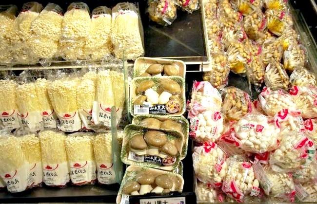 Екскурсія в токійський супермаркет