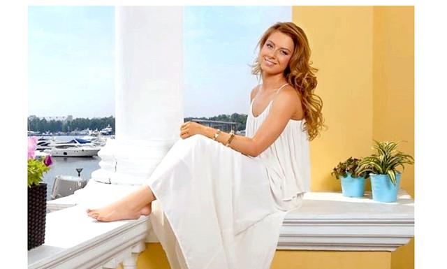 Юлія Савічева готується до весілля