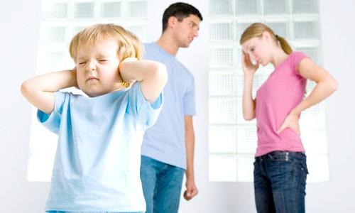 Як дітям пережити розлучення батьків