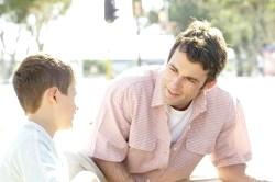 Бесіда з дитиною про розлучення