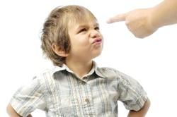Погана поведінка дитини це привернення уваги обох батьків